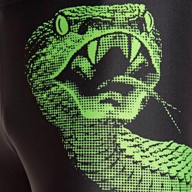 Zoggs Cobra Mid Jammer Jungen black/green